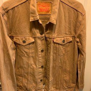 Khaki Levi's Jacket